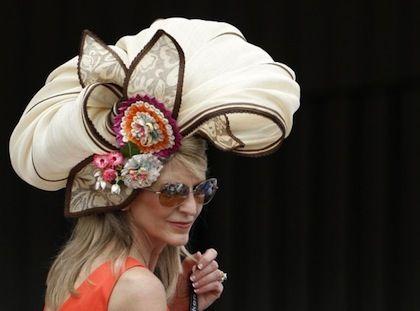 kentucky derby hats 2012