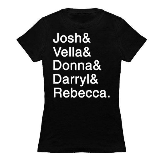 Crazy Ex-girlfriend shirt/ Crazy Ex Girlfriend by Velvetmusketeer
