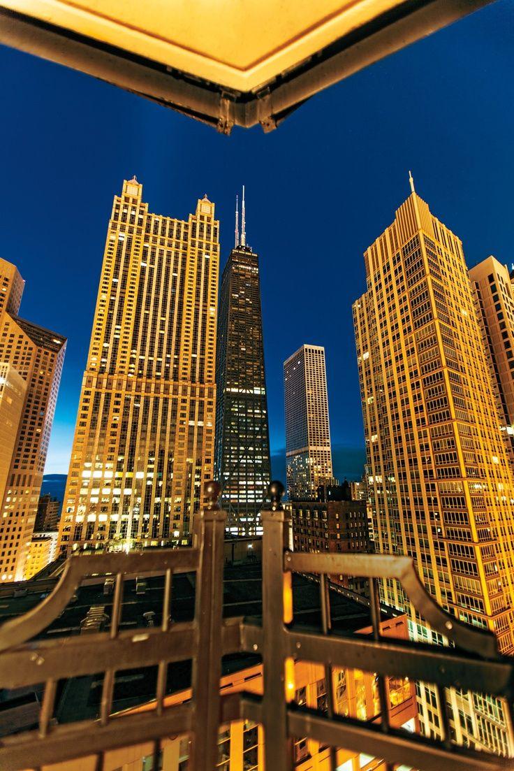 Waldorf Astoria, Chicago
