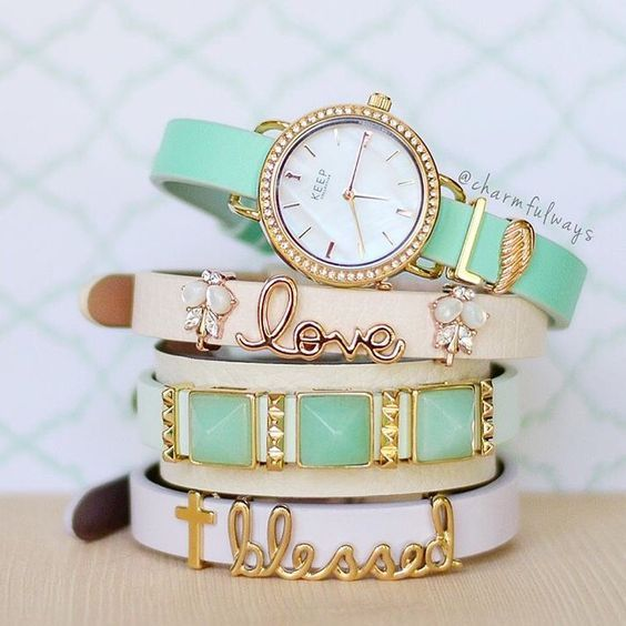 Keep Collective Mint Watch Wish https://www.keep-collective.com/with/whitneyfisher