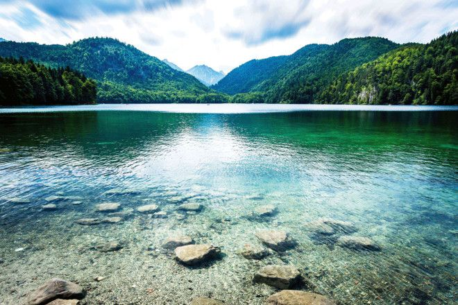 'Your Shot' Winner: Shallows in Alpsee, Germany
