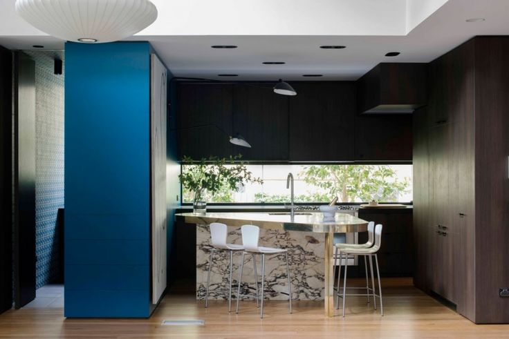 Residential project by Scott Weston Architecture Design PL entered in Laminex Australia's Project of the Year.