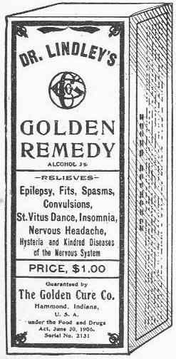 Dr. Lindley's Golden Remedy