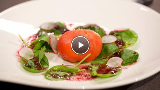 Zalmpraline van gerookte en rauwe zalm - Impress Your Friends | 24Kitchen