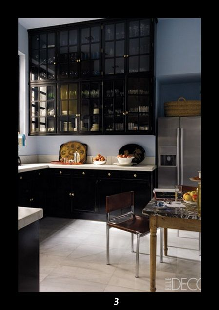 Black Lacquer Kitchen Cabinets 107 best kitchens that don't look like kitchens images on
