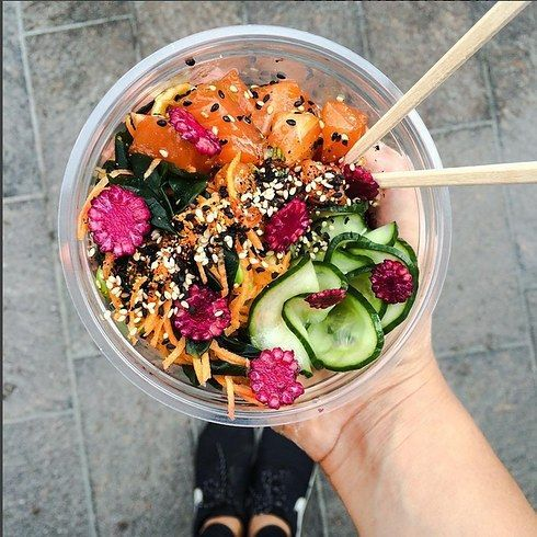 Pokē | 16 London Street Foods That Will Change Your Life