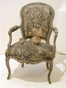 Robert Malaval Germination d'un fauteuil Louis XV, 1963