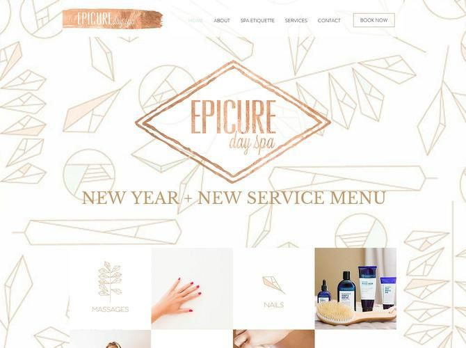 Epicure Day Spa is Oxford's Premier Day Spa offering facials, massage, pedicures, manicures, waxing, spray tanning, and all your skincare needs.'/