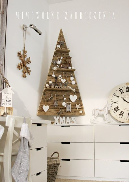 Christmas tree, hristmas Tree, Choinka inaczej, Eco, Rustical Xmas Tree, Naturalna Choinka bez igieł, Mimowolne Zauroczenia
