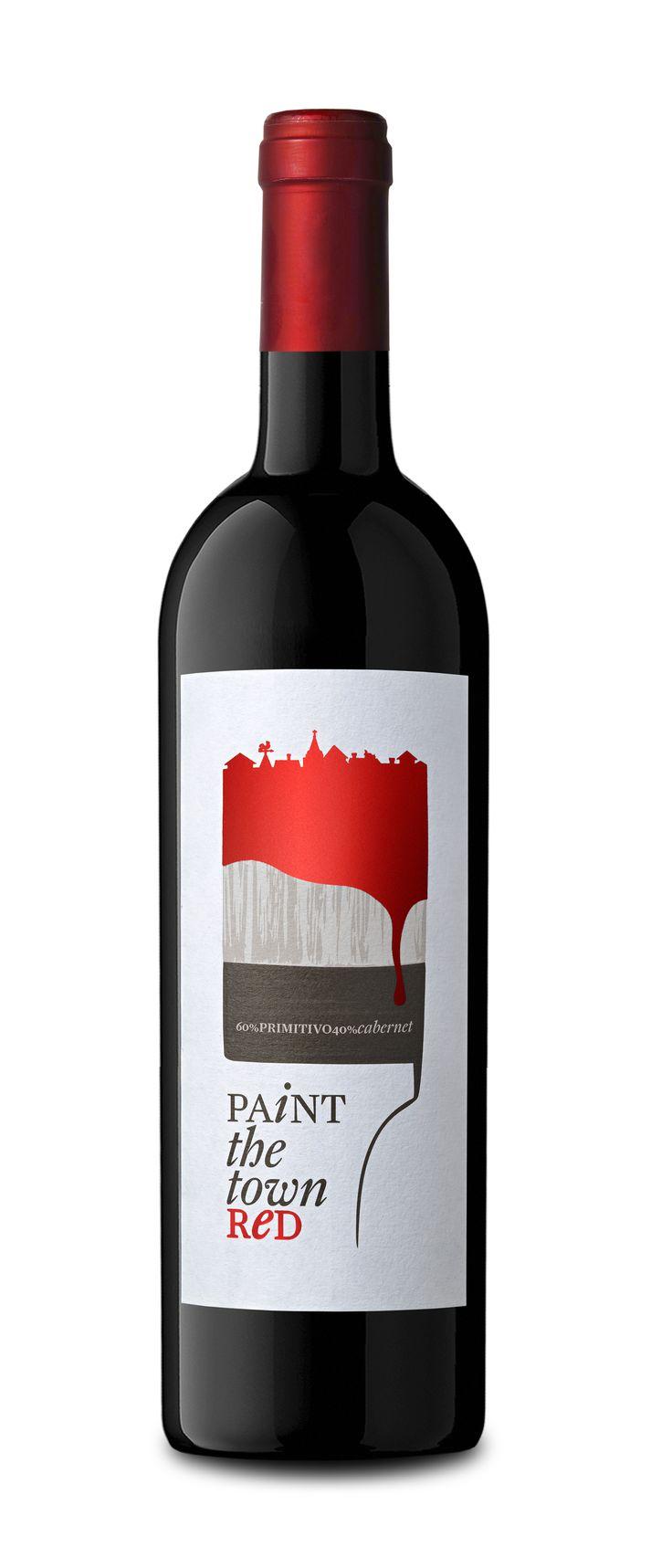 Merlot Red Paint