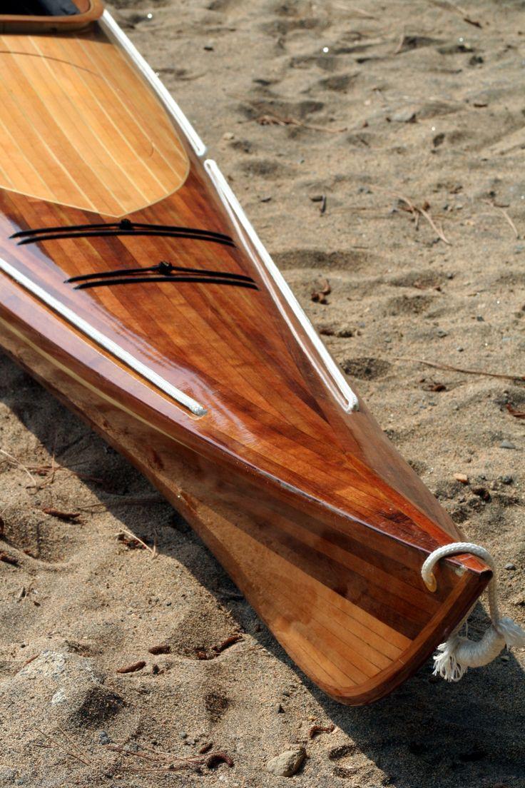 Deppen custom wood canoe paddles - Tuxedo Sea Kayak Heirloom Paddle Sports