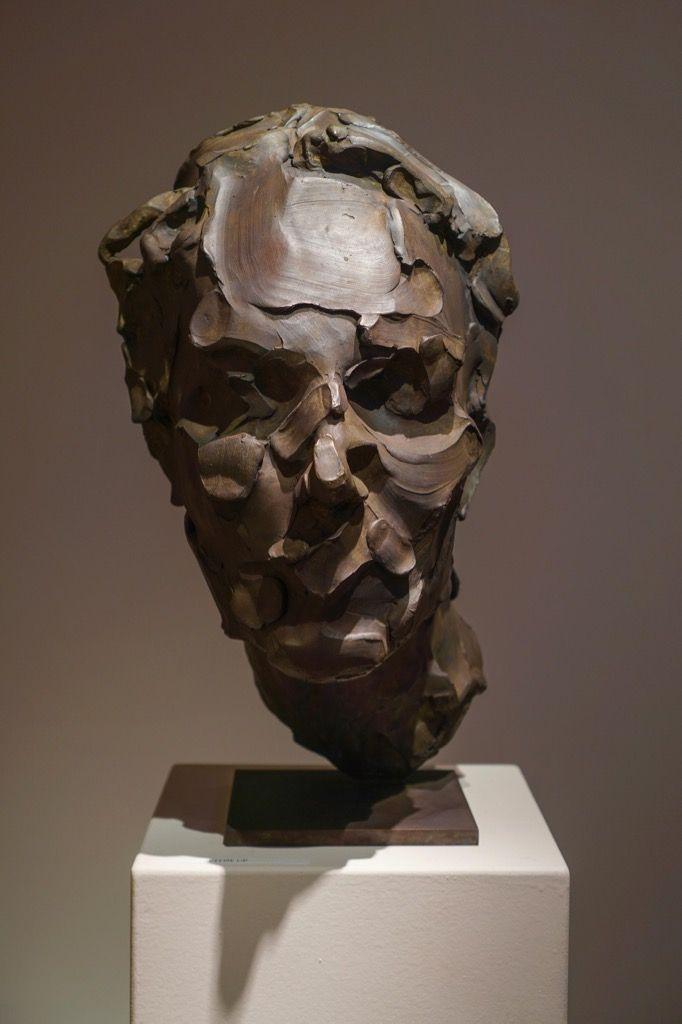 les sculptures de Catherine Thiry sont à découvrir jusque fin novembre chez The Latem Gallery mais aussi la Macadam Gallery à Bruxelles.