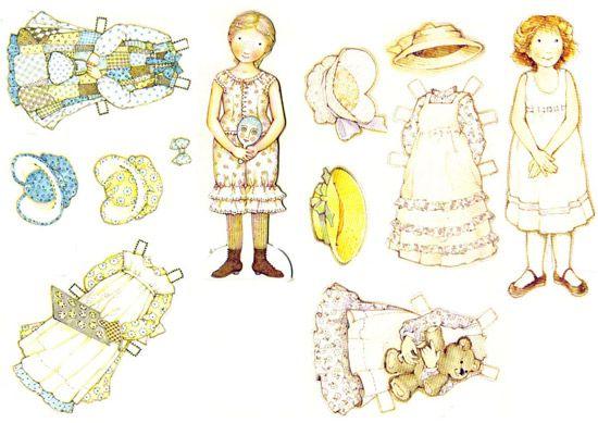 holly hobby | Holly Hobbie di carta da ritagliare e vestire