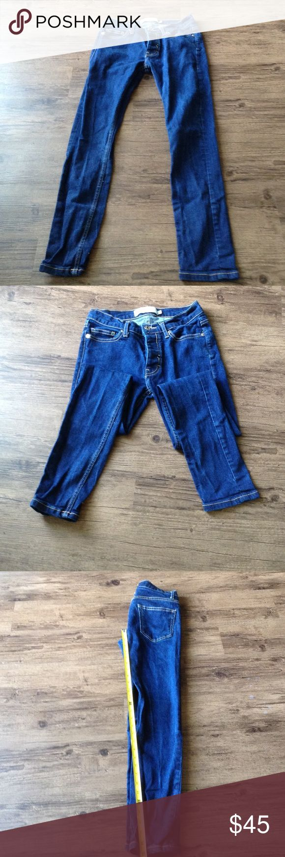 Top man Width 28 (3300J) Topman Jeans Skinny