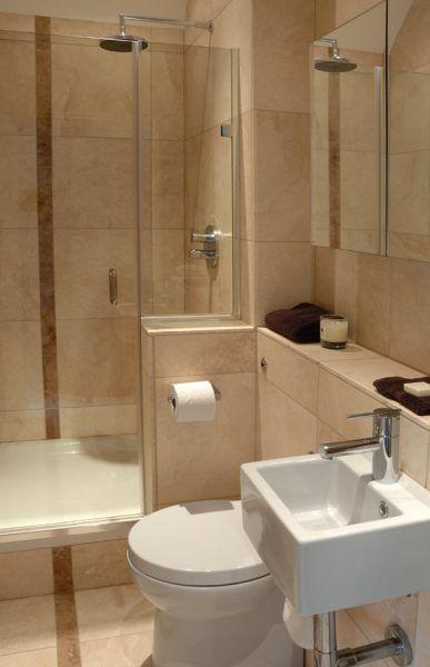 Moderne kleine Badezimmer Trends 2018 - Erstellen Sie die optische - kleine moderne badezimmer
