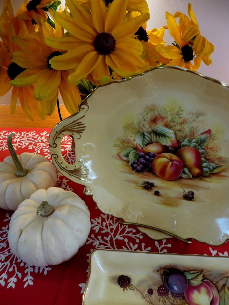 Orchard Gold China by Aynsley