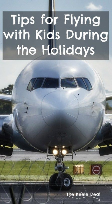 Traveling during the Holidays is one of the craziest times of year. With more people traveling and potential flight delays and cancellation due to weather, traveling during November and December can be a headache. Add kids to the mix and your sure to have a headache! Here are a few Tips to help make traveling with kids easier