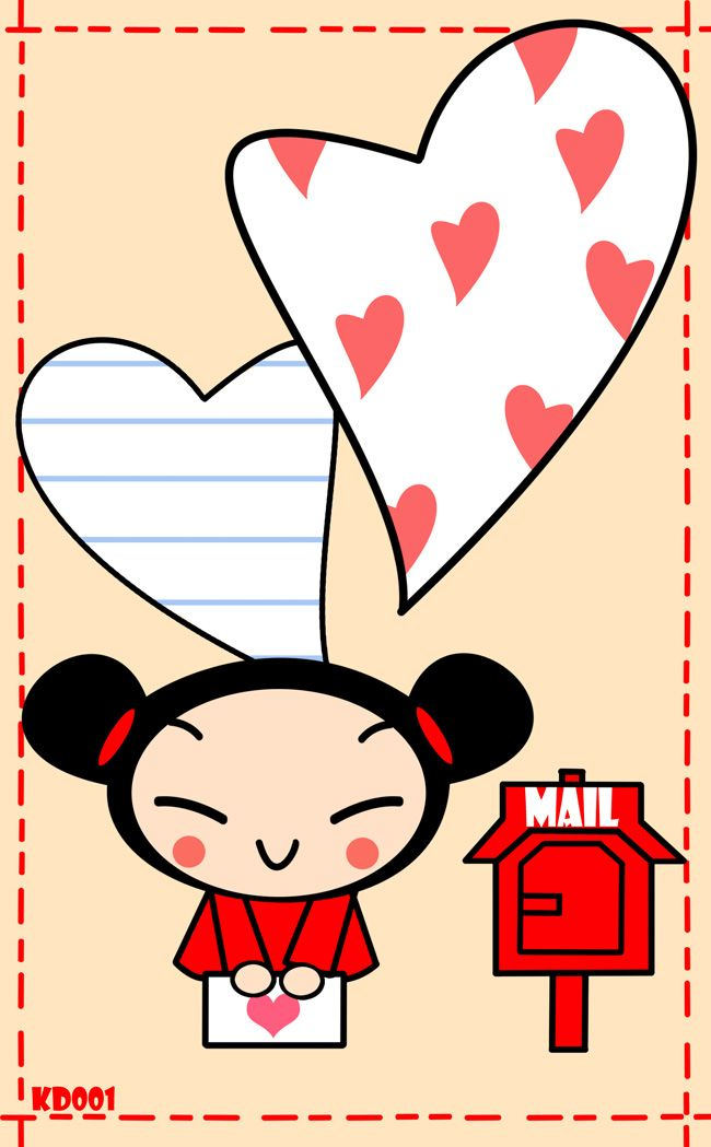 Miss Pucca by KD1only.deviantart.com on @deviantART