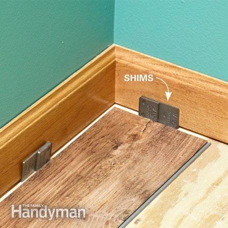 How To Install Luxury Vinyl Plank Flooring Boat Remodel