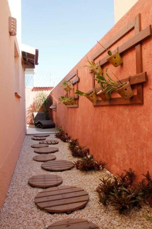 Jardines de invierno de estilo Rústico por Carol Abumrad Arquitetura e Interiores