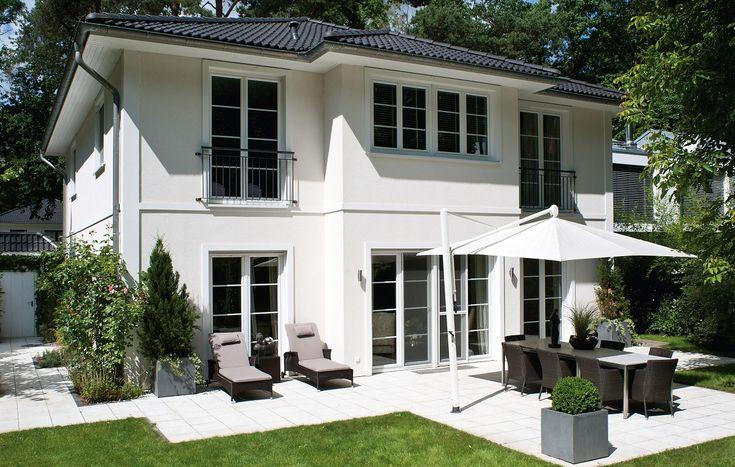 Haus Waldhausen – Fischer-Bau ist der Experte für individuelle Architektenhäus… #familienzimmer