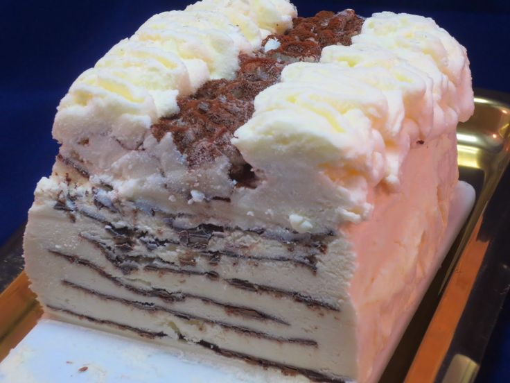 Tarta helada contessa Thermomix