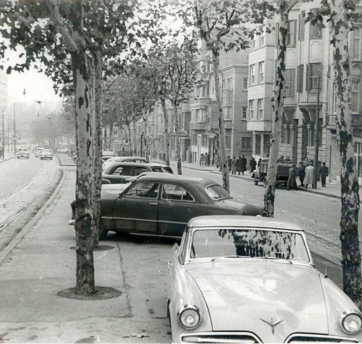 Harbiye 1950'ler