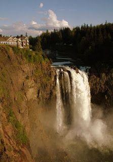 OTIS (Odd Things I've Seen): Twin Peaks Filming Locations