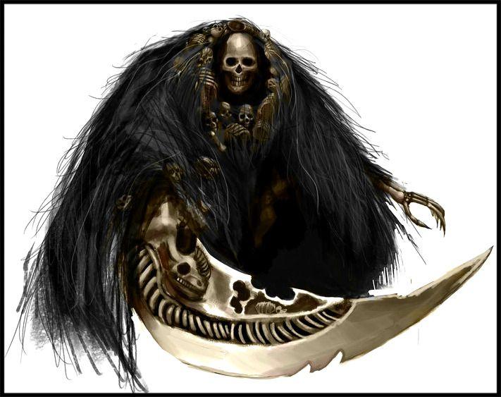Gravelord Nito By Axel D Mcfjury Deviantart Com Dark Souls Parca