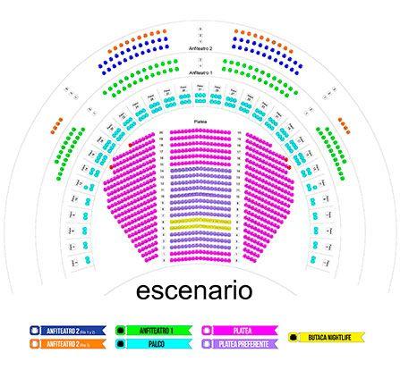 Priscilla, El Musical - Madrid - Inicio