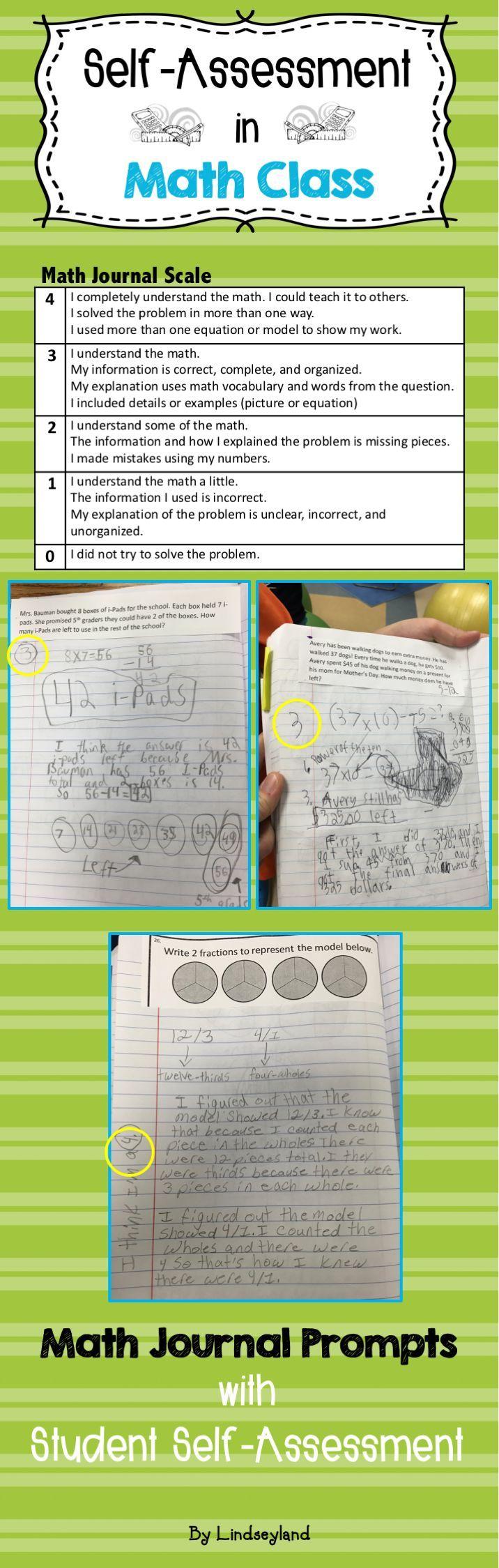 17 best ideas about problem solving model math problem solving journal prompts bundle