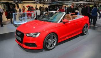 The Latest Audi 2015 A3 Cabriolet 1.8T Car Review