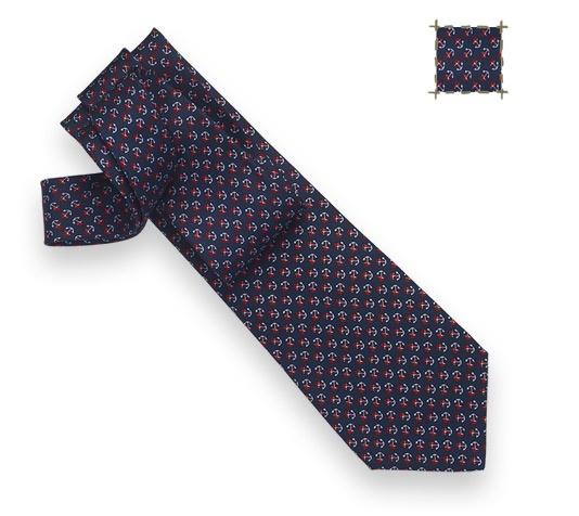 Boys tie medium - Woven Jacquard silk in solid light umber brown Notch 6DAJOnYlpV