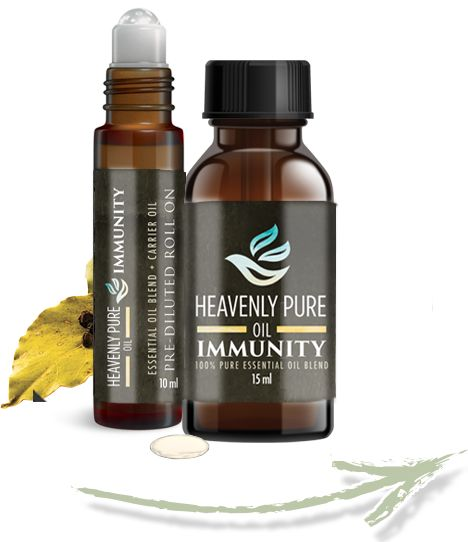 Heavenly Pure Oils | 100% Pure Imunnity Blend
