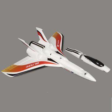 Zeta Ultra-Z Blaze 790mm Wingspan EPO Flying Wing Pusher Jet Racer RC Airplane KIT Sale - Banggood.com