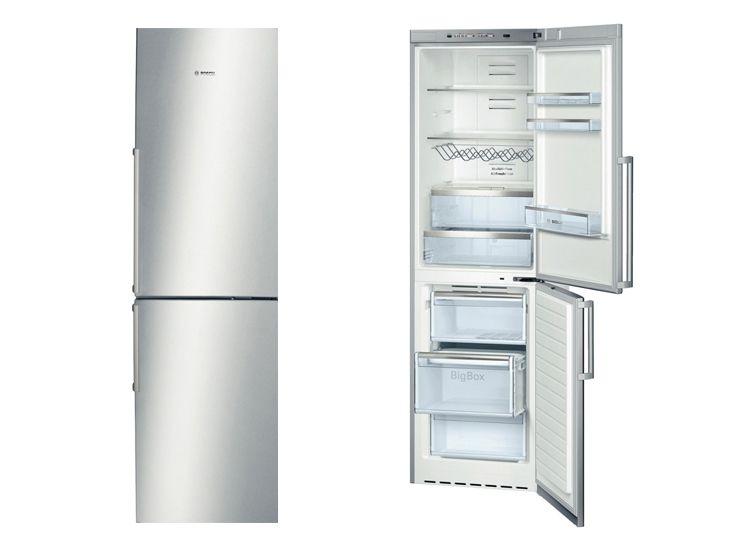 Bosch 500 Series B11CB50SSS 24 in. Counter Depth Bottom-Freezer Refrigerator