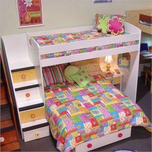 Berg Utica Twin Bunk Bed Design