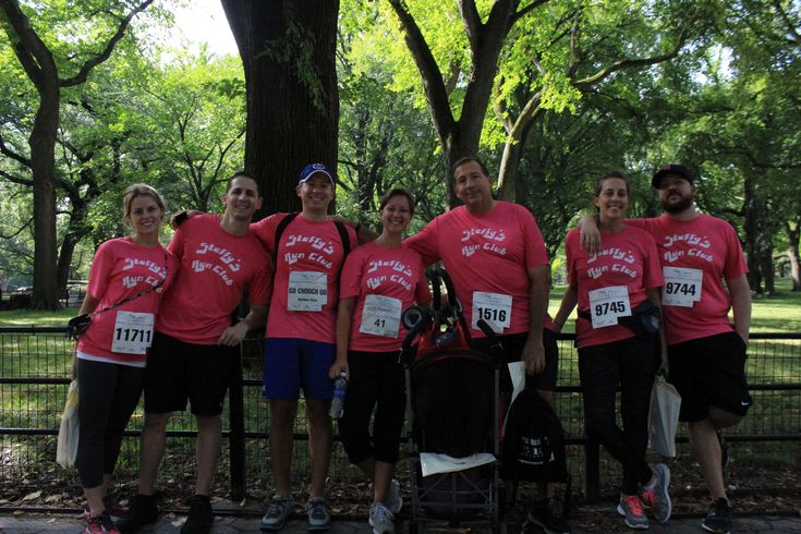 #cancer walk #causes #central park #new york #nyc #people #team #walking