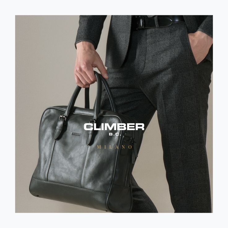 Centered around the #ClimberBC Fall/Winter 2016/17 bag collection, the @ClimberBC tale highlights elegant lines and contemporary shapes that distinguish the ever-present companion. The End.