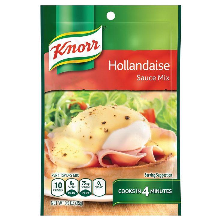 Knorr Hollandaise Sauce Mix 0.9 oz
