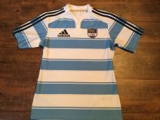 2011 2012 Argentina  Rugby Union Shirt Adults Small Los Pumas
