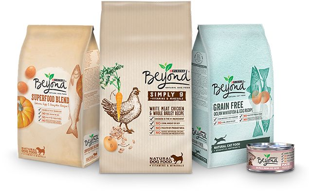 Target: Purina Beyond Pet Food Only $3.11!