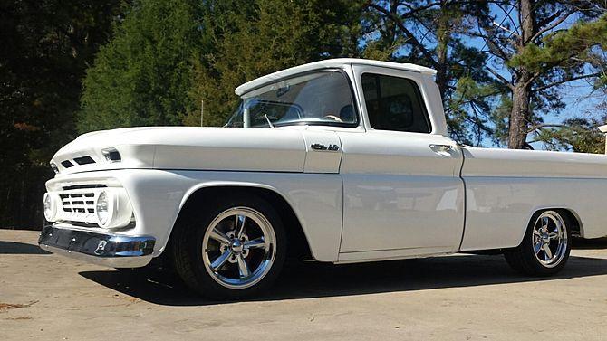1962 Chevrolet C10 | Mecum Auctions