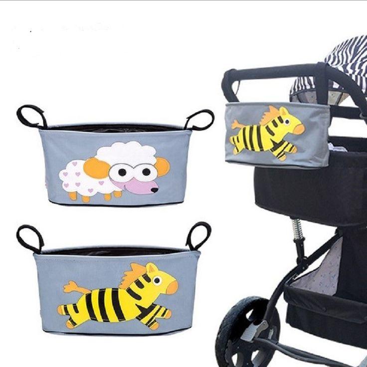 뜨거운 판매 아기 유모차 액세서리 유모차 유모차 카트 병 기저귀 가방 폴리 에스테르 신생아 기저귀 가방 유모차 가방