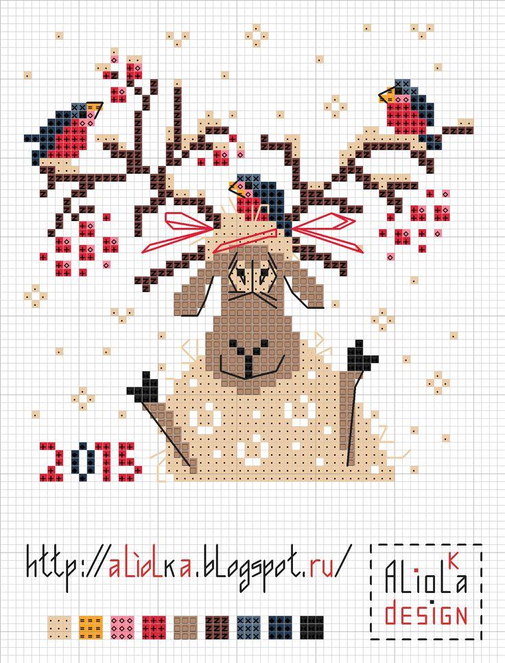 Мои творилки: Встречайте!! Мы спешим на ваш Новый год!