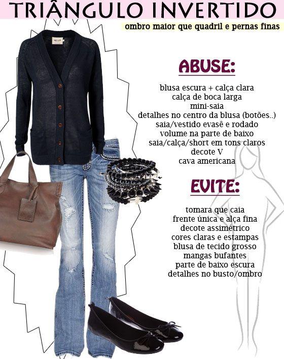 The Divas Clube: GUARDA -ROUPA INTELIGENTE -TRIÂNGULO INVERTIDO -(PARTE 1)