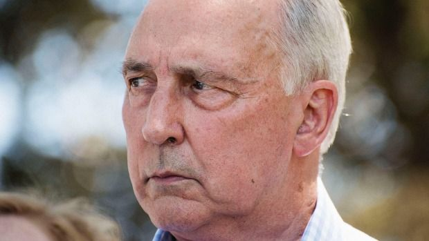Paul Keating has lashed out at suggestions he would support the Coalition's corporate tax cuts, calling the $48 billion plan unaffordable.