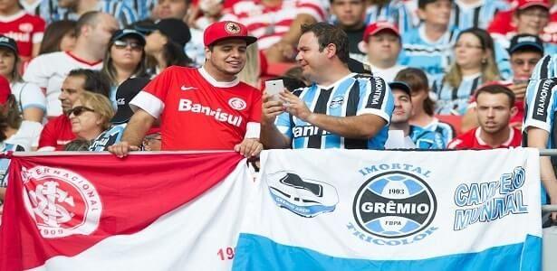 Grenal Hoje Ao Vivo Online Brasileirao Futebol Consumidor E O