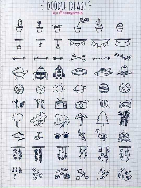 Doodle ideas part1