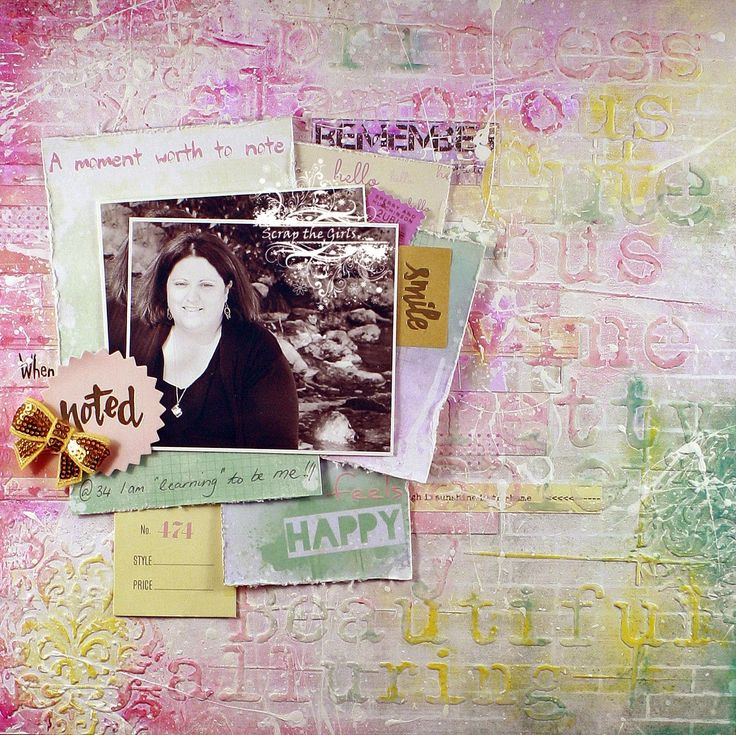 Just too Obsessed: Scrap the Girls December Reveal